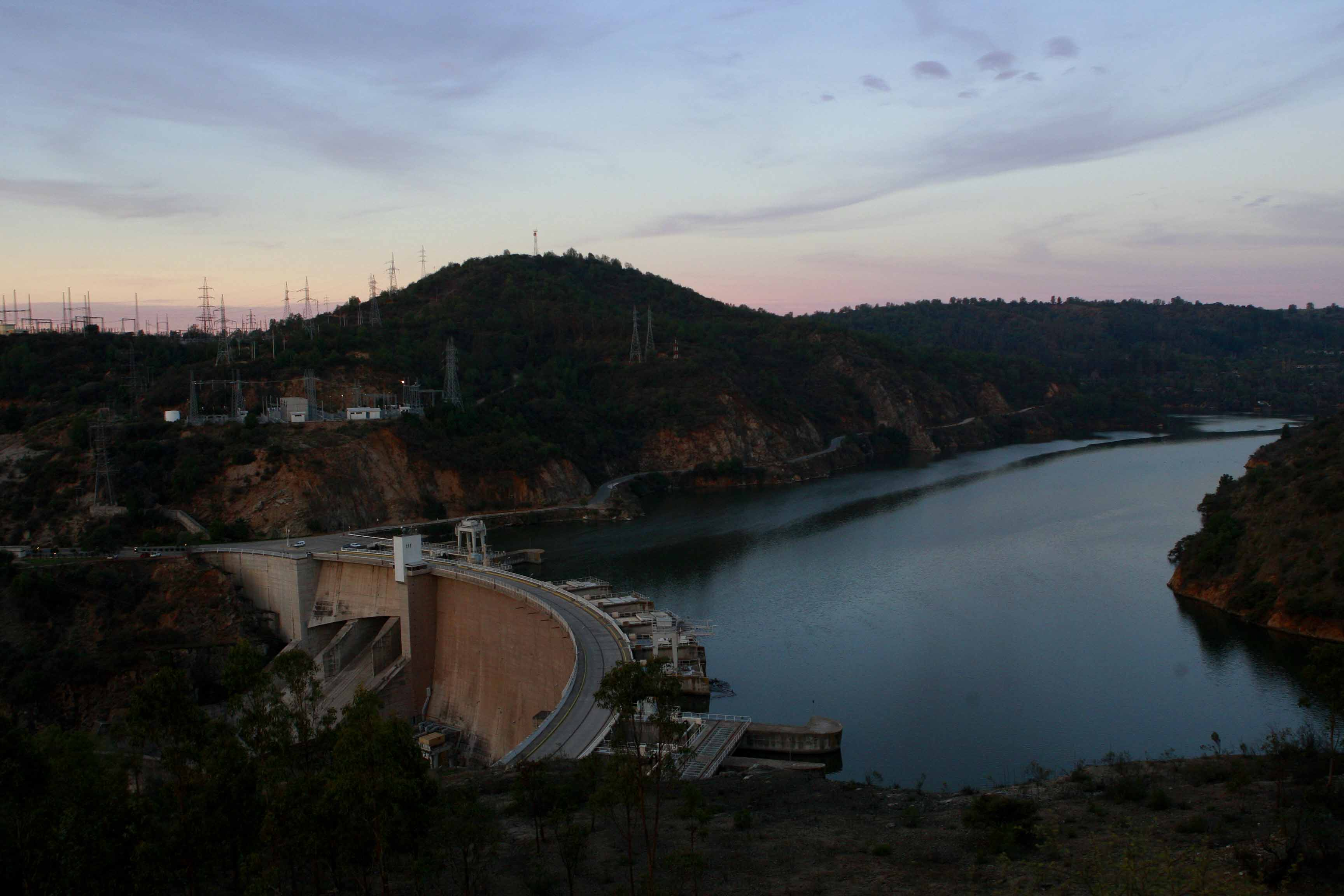 Embalse de Rapel