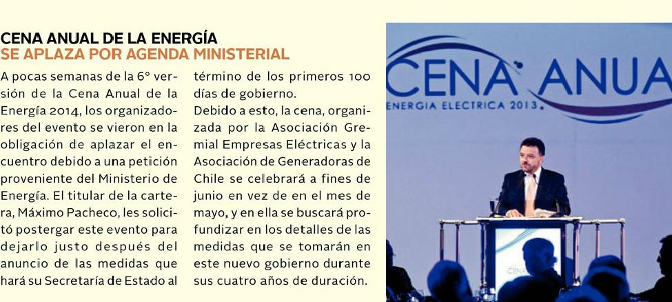 CENA ENERGIA
