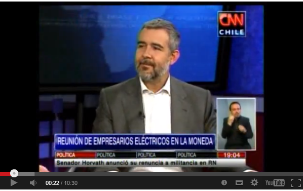 cnn chile cumbre electricas