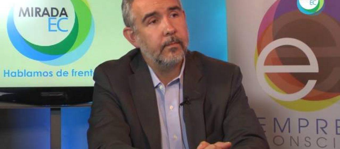 Rodrigo Castillo en programa Mirada EC de Empresas Conscientes